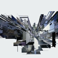 third abstract architectual view