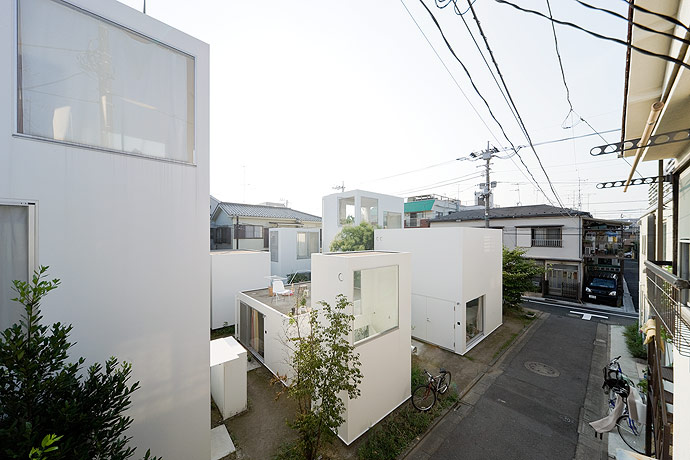 Minimalist home design blog - New Adaption Of Housing In Japan Couleurblind