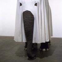 satirical sculptures